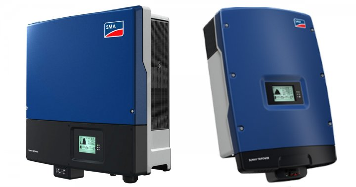SMA Inverter Three Phases