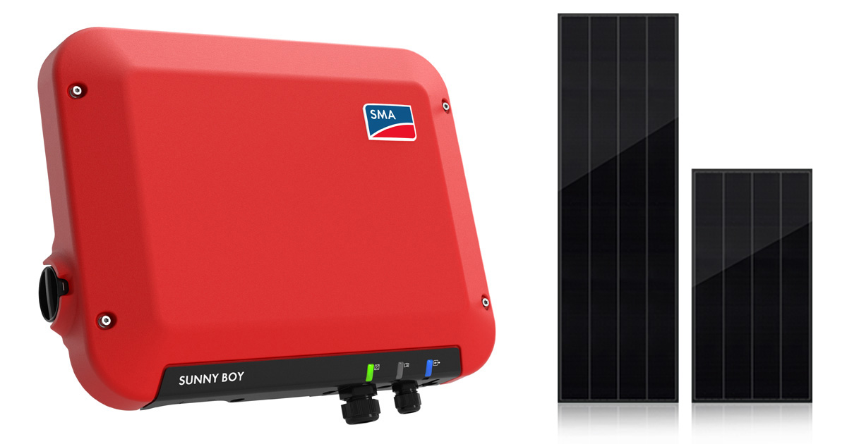 SMA Inverter with Best Solar Panel