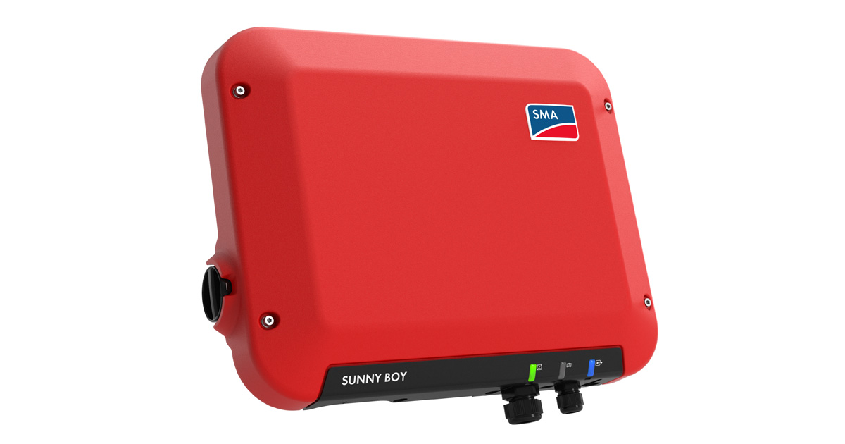 Sunny Boy 3.2KW and 5.2KW