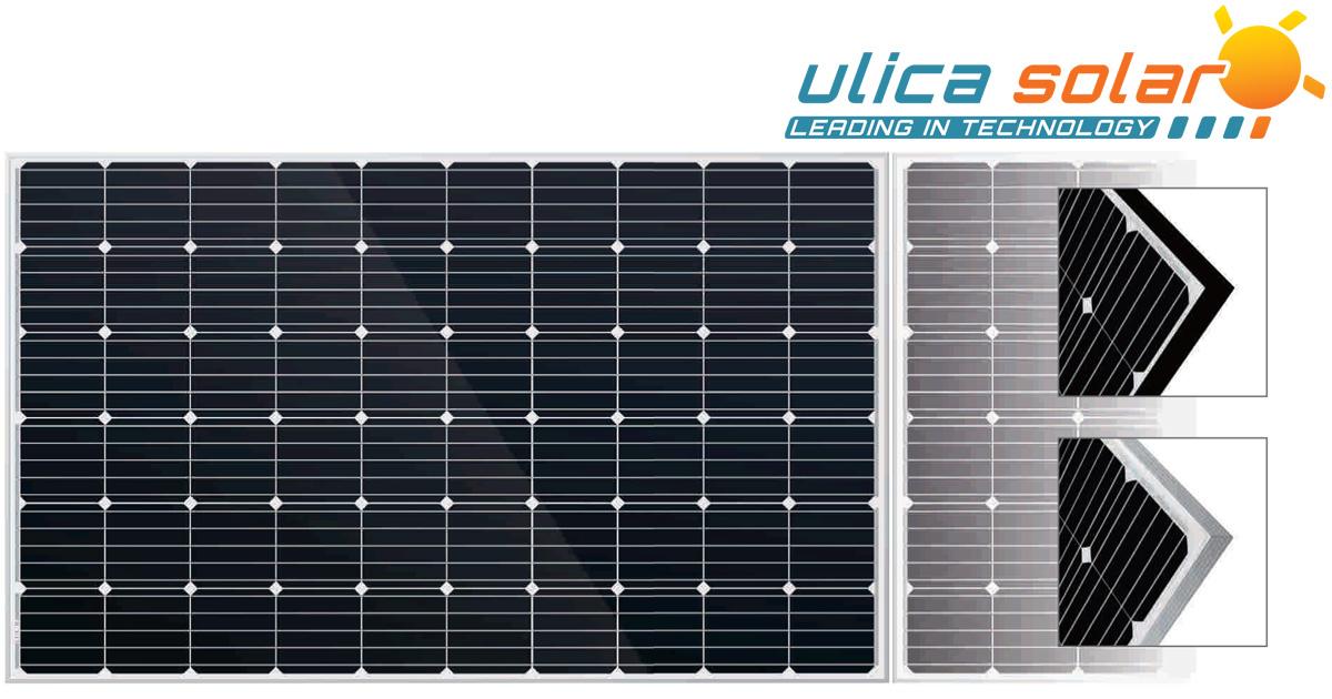 ติดตั้งพร้อมแผ่นโซล่า ULICA SOLAR